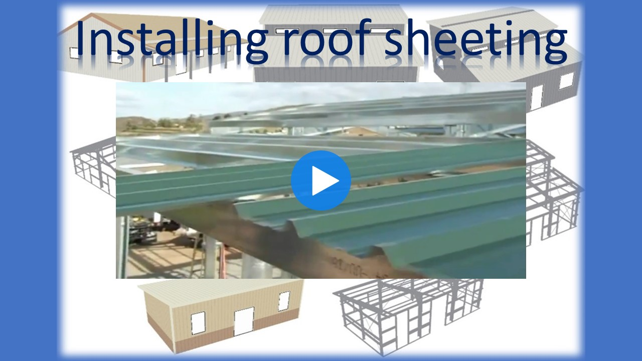11-installing-roof-sheeting
