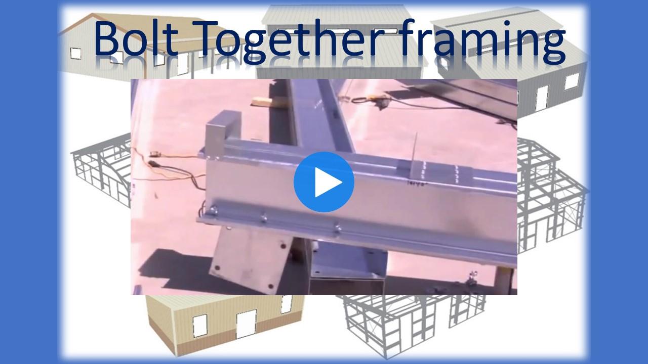 5-bolt-together-framing
